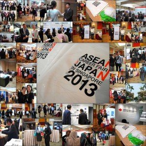 ASEAN CAREER FAIR was over